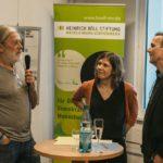 Halrald Hauswald im Gespräch mit Susan Schulz und Dr. Klaus Blaudzun
