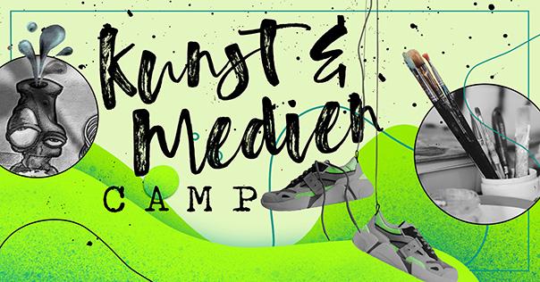 Kunst und Medien Camp Facebook Veranstaltung